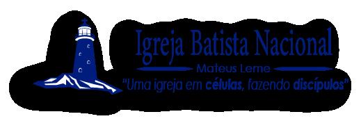 Igreja Batista Nacional- Mateus Leme